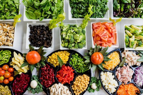 foto Dan Gold (Unsplash): alimenti