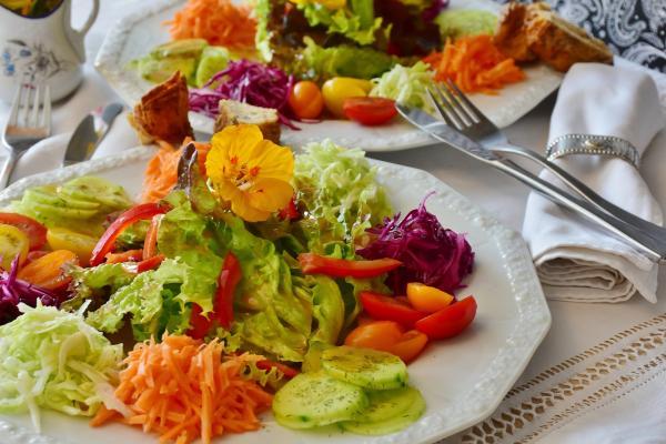 insalata colorata