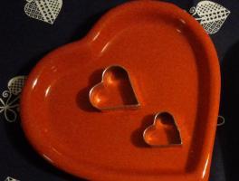 stampini a forma di cuore