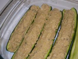 farcire le zucchine
