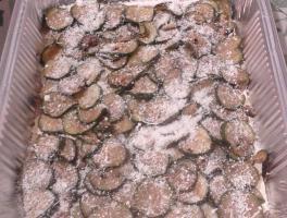 spolverare di parmigiano grattugiato
